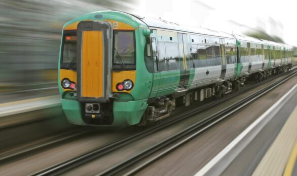 Predicting the energy consumption of electric trains